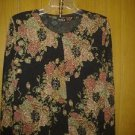 M S K V pretty twins two pic with golden flower 4 woman size L