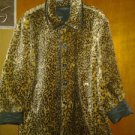 Learsi. V. Pretty jacket. Or. Coat 4woman. Double face size 1X