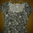 Nine&company for her stretch top V cute size S