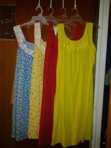 Just . Love 100% cotton v pretty sleepwear for women size 3 X