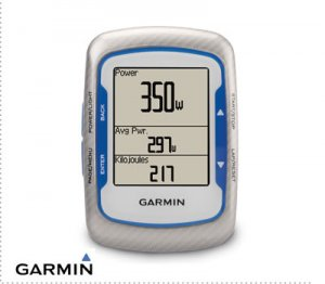 Garmin Edge500 GPS Cycling Computer White/Blue