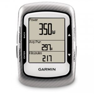 Garmin Edge500 GPS Cycling Computer White/Black