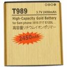 High-Capacity Battery T989 2450mAh Samsung T989 i515 i717 E120L Galaxy S2 SII