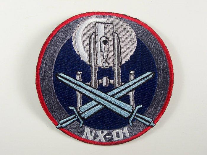Star Trek Enterprise NX-01 Mirror Mirror Patch