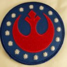Star Wars Rebel Alliance New Republic Logo Patch