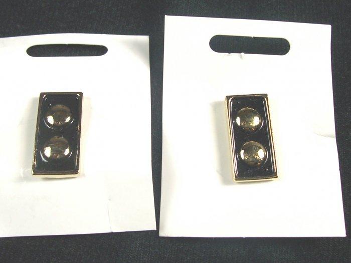 Star Trek Next Generation 2 Rear Admiral Collar Pins