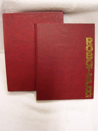 Robotech Art 3 Ltd Hardcover Book s/n 434/1000