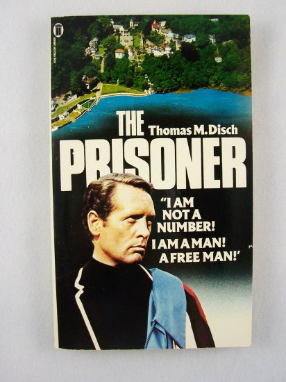The Prisoner TV Show Book I Am Not A Number