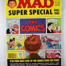 Mad Magazine Super Special #36 Fall 1981