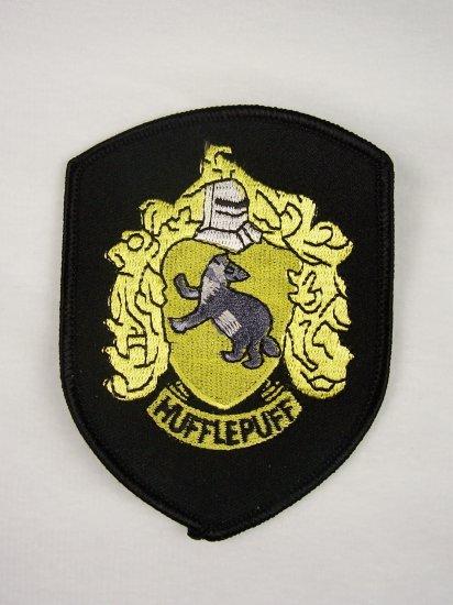 Harry Potter House of Hufflepuff Robe Logo Patch