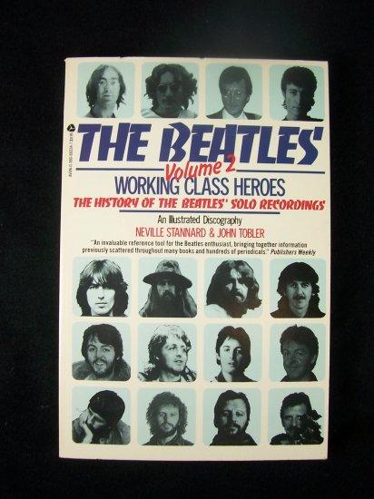 The Beatles' Working Class Heroes Vol. 2 PB Book 1984