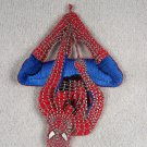 The Amazing Spiderman Hanging Comic Book Figure Patch