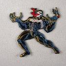 Amazing Spiderman Venom Villain Figure Embroidered Patch