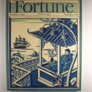 Fortune Magazine Vol II No. 1 July 1930