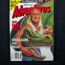 Disney Adventures Magazine V.1 #10 1991 Hulk Hogan