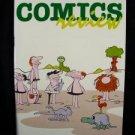 Comics Review #2 1984 Garfield, Peanuts, BC more