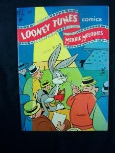 Looney Tunes & Merrie Melodies #92 Dell Comics Book 1949