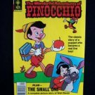 Walt Disney Showcase #48 Pinocchio Gold Key Comics 1979