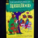 Disneys Adventures of Robin Hood #1 Gold Key Comics 1974