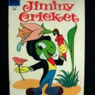 Walt Disneys Jiminy Cricket Dell Comics Four Color #701 1956