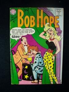 Adventures of Bob Hope #61 DC Comics 1960