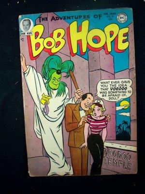 Adventures of Bob Hope #25 DC Comics 1954