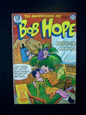 Adventures of Bob Hope #17 DC Comics 1952