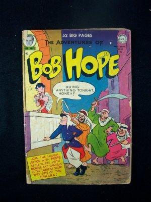 Adventures of Bob Hope #10 DC Comics 1951
