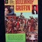 Walt Disney Presents Bullwhip Griffin Gold Key Comics 1967