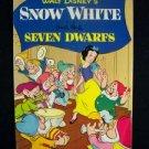 Snow White & the Seven Dwarfs Dell Comics #382 1952
