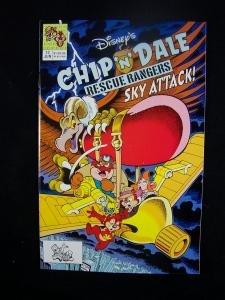 Chip 'N Dale Rescue Rangers #13 Disney Comics 1991