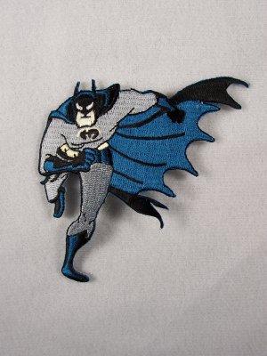 Batman Animated TV Show Batman Running Figure Patch
