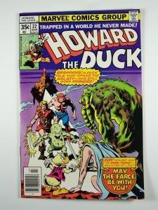Howard the Duck #22 Marvel Comics 1977