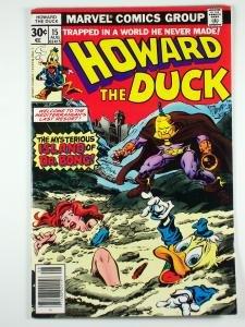 Howard the Duck #15 Marvel Comics 1977