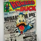 Howard the Duck #8 Marvel Comics 1977 Election Issue