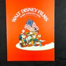 Walt Disney Films 16mm Catalog 1976