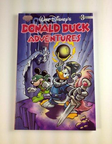 Donald Duck Adventures Digest #3