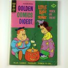 Little Lulu and Tubby Trick or Treat Golden Comics Digest #40