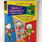 Walt Disney Comics Digest #49 Gold Key