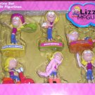Disney Lizzie McGuire Figurine Set of 6 - New in Box!