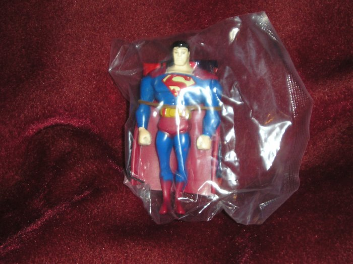 New Superman Parachutist/Parachute - Justice League