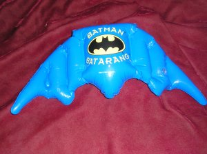 "24"" Batman inflatable batarang - NEW"