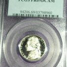 1973-S Jefferson nickel PCGS PR69 DCAM ! REGISTRY COIN!