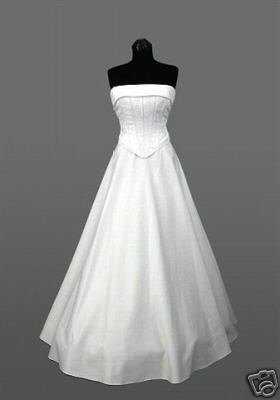 Couture Designer Wedding Gown style #BG1009