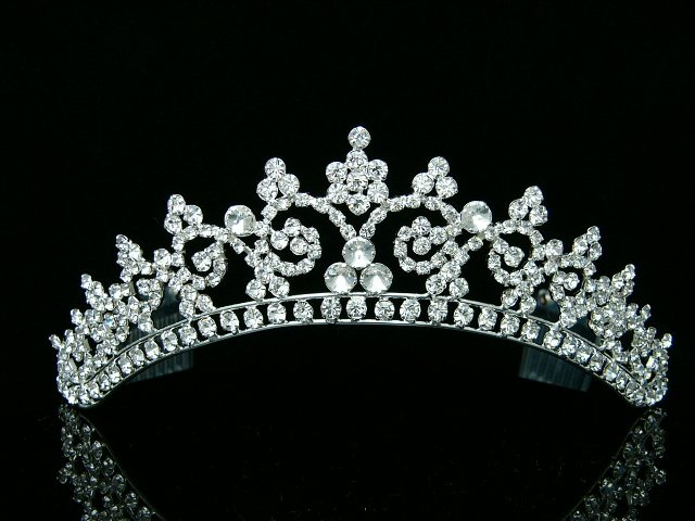 *Sale* Swarovski Rhinestone Princess Tiara