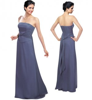 Strapless Formal Gown style # FGB8996