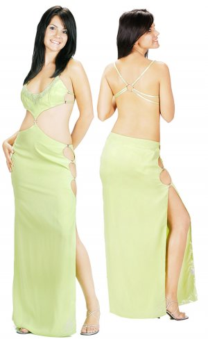 Super Sexy Gown style #FGB8666
