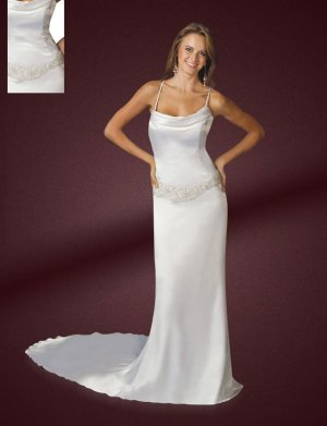 Wedding Gown Style #FGAA9207