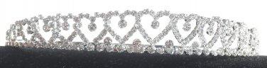 Princess Heart Bridal Tiara