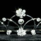 *SALE* Rhinestone Jumping Flower Tiara